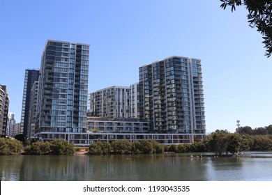 Wolli Creek arquitecture