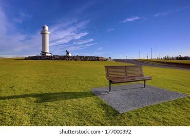 Wollongong lighthouse providing safe harbor