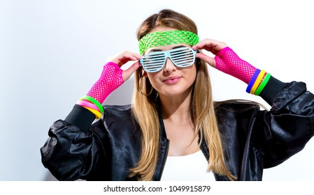 Royalty Free 80s Fashion Images Stock Photos Vectors Shutterstock