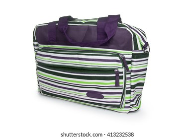 woman bag for the beach,Striped Summer Bag