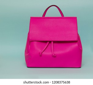 Woman bag isolated on the background