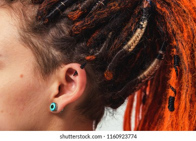 black girl with dreads drunk pretty russian girl