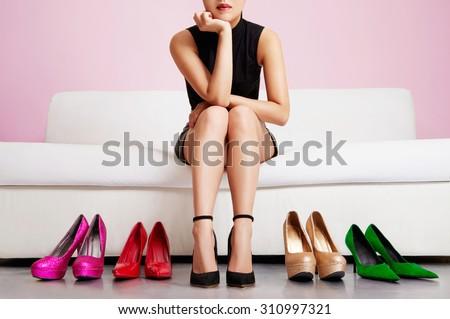 sex shop essen high heel nylons