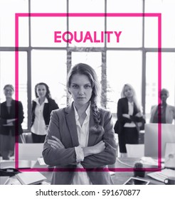 Woman Equality Gender Rights Liberation