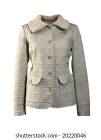 woman fashion jacket
