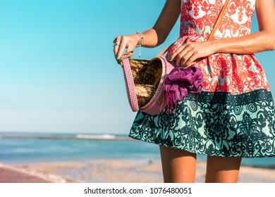 Four Seasons Available Musical Symbols Bali Yarn Women Fashion Scarves Collar