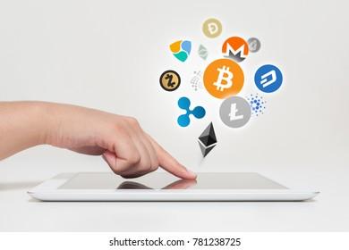 A bitcoin bányászgép telepítése