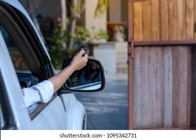 Automatic Gate Images, Stock Photos & Vectors | Shutterstock