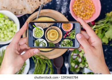 Food Photography Social Images, Stock Photos & Vectors