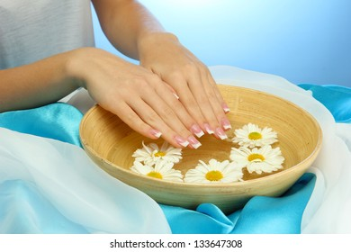 Luxury Nail Spa Images, Stock Photos & Vectors | Shutterstock
