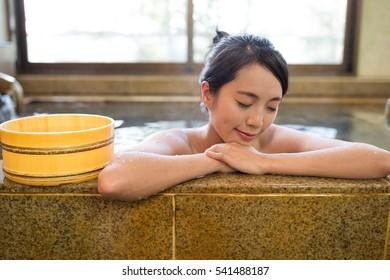 Japan hot massage