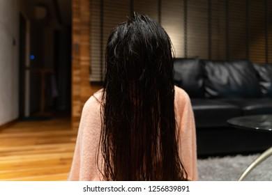 woman like a Ghost
