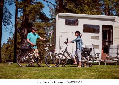Motorhome Bike Images, Stock Photos & Vectors | Shutterstock