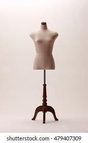 Woman, mannequin