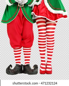 woman and men elfs