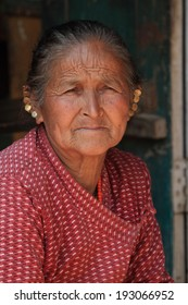 A Woman from Nepal