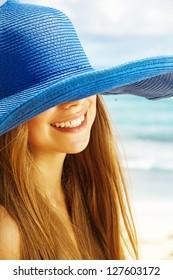 woman on the beach, bali