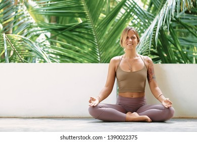 Royalty Free Woman Yoga Mantra Practice Stock Images Photos Vectors Shutterstock