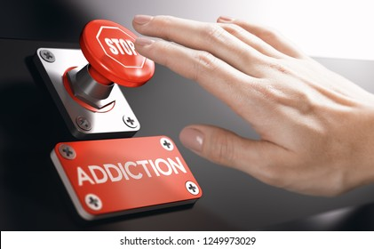 Addiction Images, Stock Photos & Vectors | Shutterstock