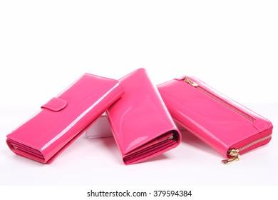 Woman purse wallets