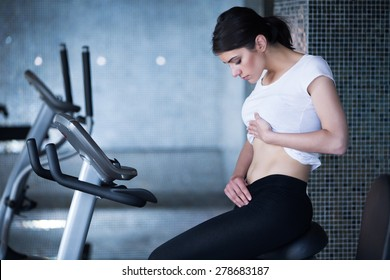 Can you lose belly fat riding stationary bike