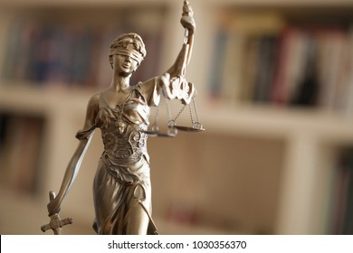 woman scale of justice