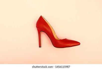 Woman shoes. High heels woman shoes.