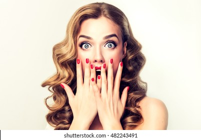 surprise images, stock photos & vectors | shutterstock