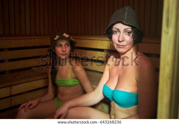 Teen sauna pics