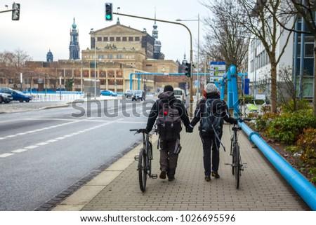 the street dresden