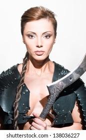 Woman - warrior
