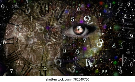 Woman and world of numerology