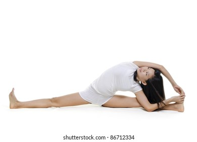 """yogaclassposeisolated"" images stock photos  vectors"