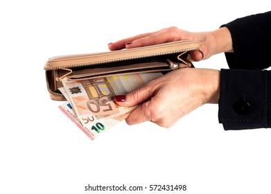 Women in the bank