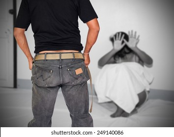 women being raped and abused with terror sexual