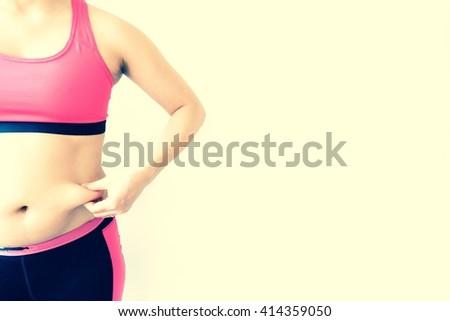 0cc454c4 Women Belly Fat Vintage arkivfoto (rediger nå) 414359050 – Shutterstock
