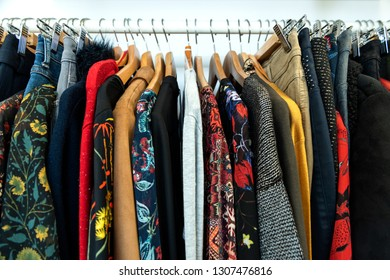 Women clothing - fall winter collection - Image