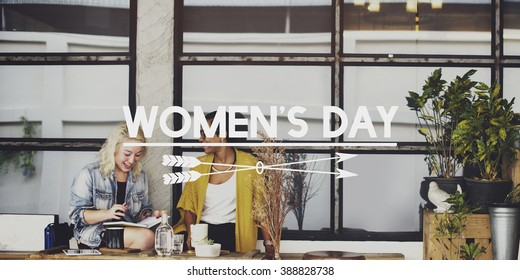 Women Day Lady Female Femininity International Concept