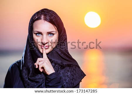 Middle eastern women posing images 178
