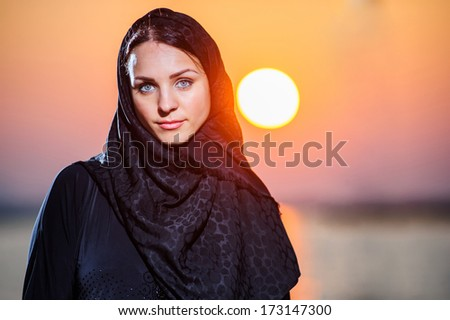 Middle eastern women posing images 305
