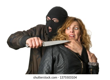 Women hostage in aggression