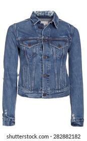 women jean jaket