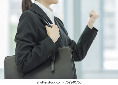 Women in job hunting