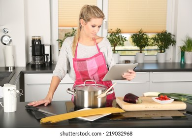 women in kitchen