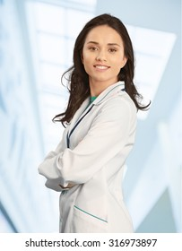 Women In Lab Coats.