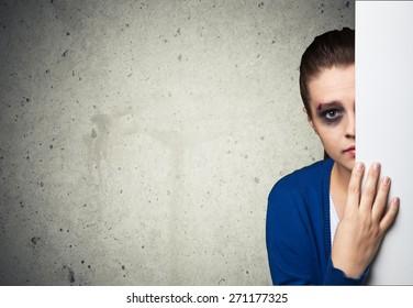 Women, pain, abuse.
