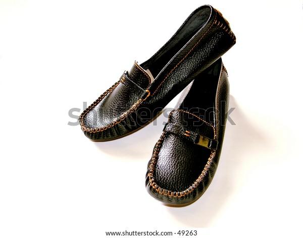 Women shoe - black color