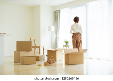 Women who are moving
