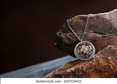 Women's beautiful necklace