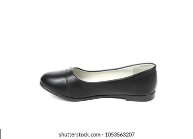 31376f97b Black Flat Shoes Images, Stock Photos & Vectors | Shutterstock